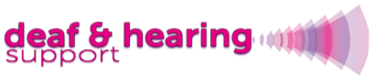 Our Logo - Deaf & Hearing Support Derbyshire